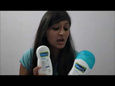 video Cetaphil Baby Shampoo and Wash Review<span class=