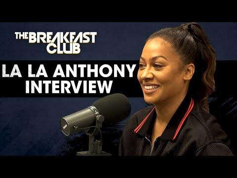 La La Anthony Talks Sex Scenes on Power, Carmelo Anthony & More