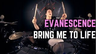 Evanescence - Bring Me To Life (Drum Cover)