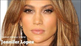 Jennifer Lopez Makeup Tutorial | TheMakeupChair