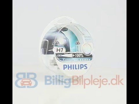 Philips Xtreme Vision H7 100%