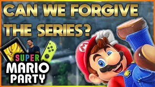 Why Super Mario Party Could Be Lit