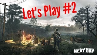 Next Day Survival #2 - exploring the world