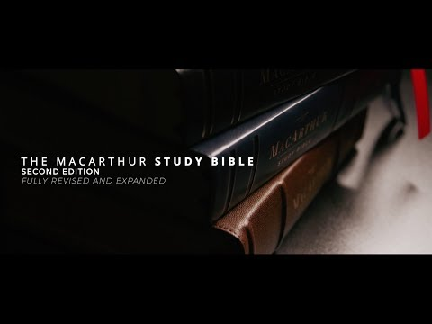 The MacArthur Study Bible, Second Edition - Revised and Updated