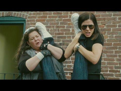 'The Heat' Trailer HD