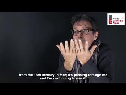 L'Objet de mes recherches : Yves Citton