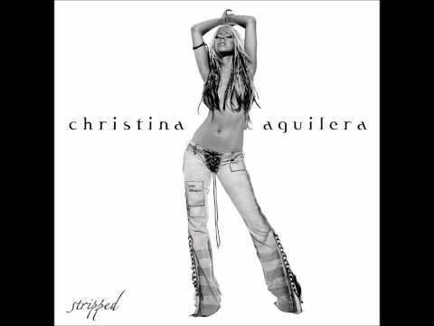 Christina Aguilera Can't Hold Us Down