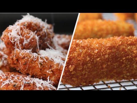 Crispy Fried Snacks To Make Your Next Game Day ? Tasty Recipes