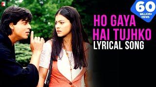 Ho Gaya Hai Tujhko | Lyrical Song | Dilwale Dulhania Le Jayenge | SRK, Kajol | Anand Bakshi | DDLJ