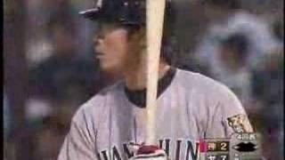 檜山代打満塁HR