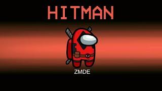 Among Us But HITMAN CREW Role (mods) #2
