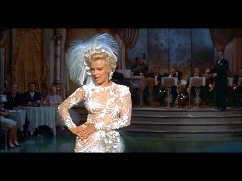 Marilyn Monroe In  TNBLSB -