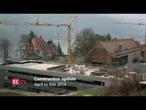 Return of the roof tiles! - Construction April to May [ECTV]