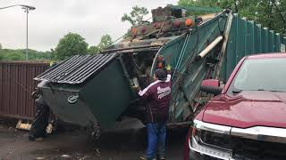 Special 150 Subscribers; 20 Minutes Of Leach 2Rll Garbage Trucks