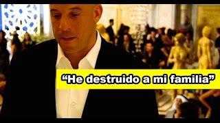 Vin Diesel pillado siendo infiel a su esposa