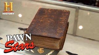 Pawn Stars: 1583 Geneva Bible (Season 15)   History