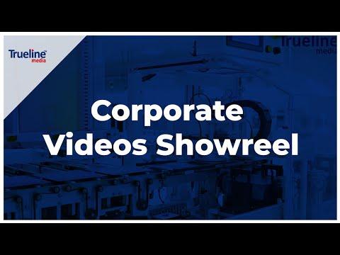 Corporate Video Showreel