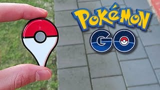 A Day With Pokemon GO Plus