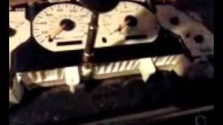 96 mustang odometer repair