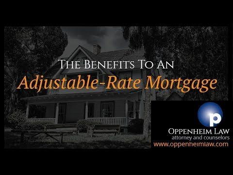 Roy Oppenheim on the Benefits to an Adjustable-Rate Mortgage