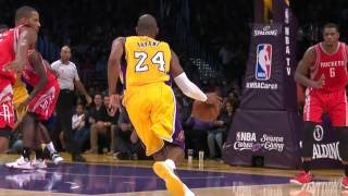 Kobe Bryant Discusses His Big-Time Dunk on Clint Capella