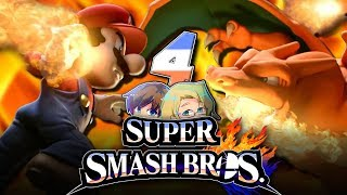 Smash Bros For Glory: Ultimate Gambling - EPISODE 4 - Friends Without Benefits