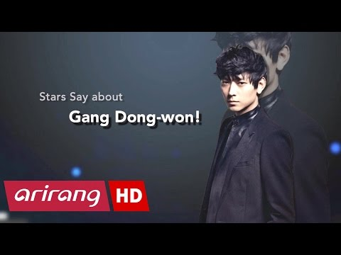 [Showbiz Korea] Star Say _ Kang Dong-won(강동원)