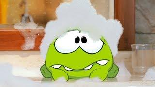 Om Nom Stories - Bath Time   Cartoons For Kids   LBB TV Cartoons & Kids Songs