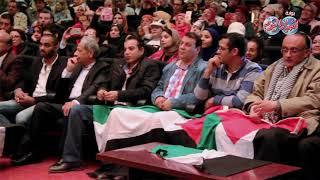 أخبار اليوم | علي الحجار يتألق على مسرح نقابة الصحفيين لتوقيع ...