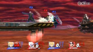 The Dirtiest Team Combo Ever!- Smash 4