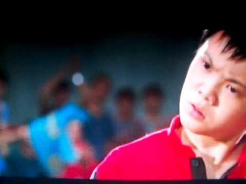 The Karate Kid:360 Backflip Kick - YouTube