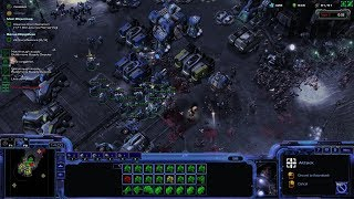 StarCraft 2 Co-op Campaign: Wings of Liberty Mission 6 - Outbreak
