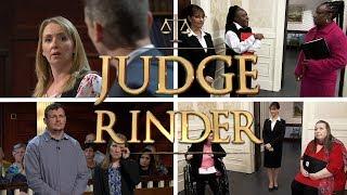 Families Arguing in Court Compilation   Judge Rinder