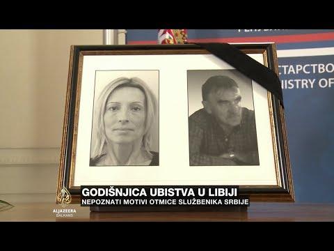 Godišnjica ubistva u Libiji: Nepoznati motivi otmice službenika Srbije