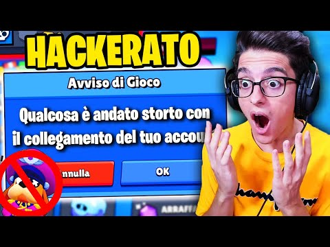MI HANNO HACKERATO L ACCOUNT DI BRAWL STARS!!!