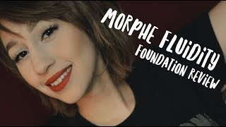 Morphe Fluidity Foundation Review + How to find your shade!