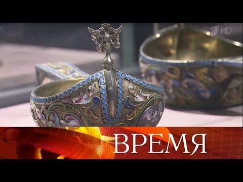 Выставка «Стиль Фаберже - эпоха вне времени» открылась в Подмосковье. photo