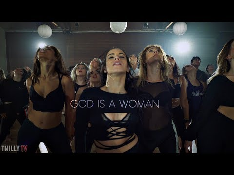 Ariana Grande - God is a woman - Dance Choreography by Jojo Gomez ft Kaycee Rice - #TMillyTV