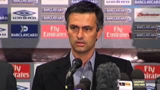Mourinho's legendary moment: 'I am a Special One'