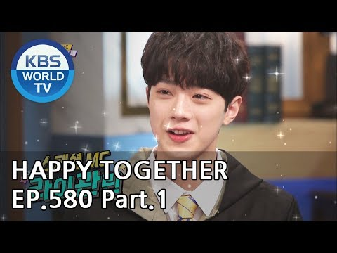 Happy Together I 해피투게더 EP.580 Part.1[ENG/2019.03.28]