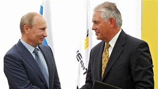 Exxon CEO Now a Contender for Secretary of State