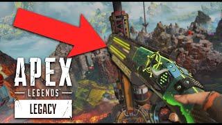 Season 9: Legacy Weapon Changes (Apex Legends)