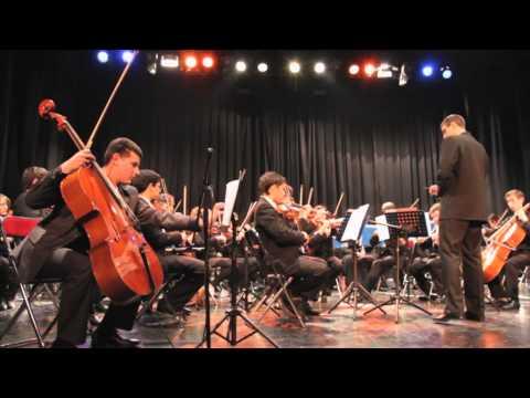 Orquesta juvenil municipal de San Martin ''Los solistas'' -Concertino para cello n1 -