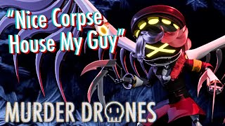 """MURDER DRONES - """"Nice Corpse House My Guy"""" (CLIP)"""