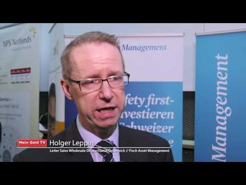 """Fisch Asset Management: Holger Leppin im Interview über """"Wandelanleihen, Multi Asset etc."""""""""""