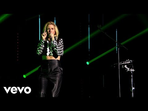 Ellie Goulding - On My Mind -  Live From Capital Jingle Bell Ball 2015