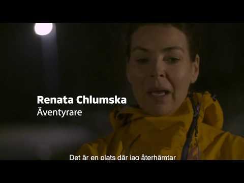 """TRAILER -  """"På äventyr med Renata Chlumska och Mitsubishi Motors"""""""