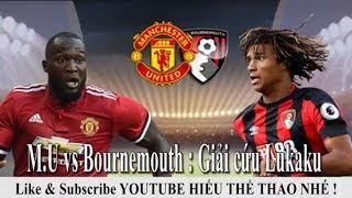 Tin bóng đá -Chuyển nhượng 2017- 13/12/2017: MU vs Bournemouth: Giải cứu Lukaku | Griezmann về Barca