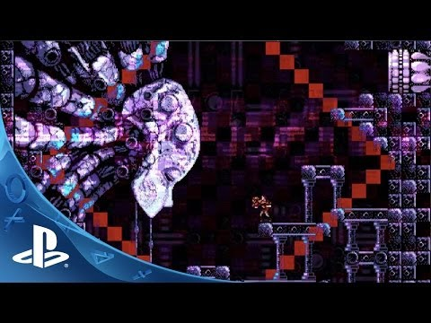 Axiom Verge | PSVita - PlayStation® Trailer