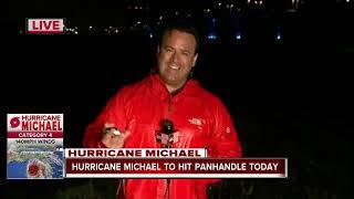 Hurricane Michael takes aim as Cat 4 storm